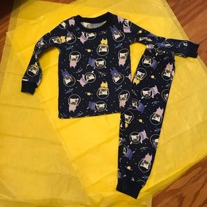 Size 2t Gymboree pj set